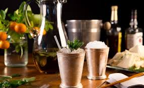Party Pitcher Cocktails - kentucky mint julep by the pitcher recipe kentucky derby party