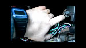car alarm how to repair or remove a starter kill disable youtube