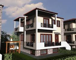architectural home design by christos papantos category private