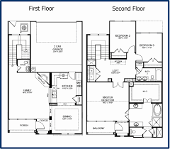 2 floor plans with garage two house plans with garage plans hous plans inspiration