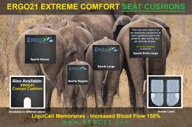 excellent gel seat cushion liquicell increases blood flow 150