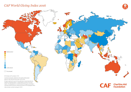 caf bureau 2016 giving index shows myanmar is most generous nation