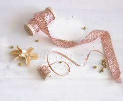 metallic gold ribbon metallic braided ribbon 5 8 inch and 1 8 inch gold ribbon