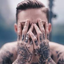 full hand tattoos tattoos for men
