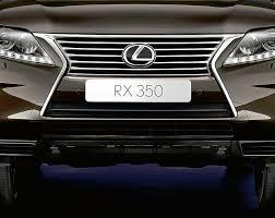 lexus price manila lexus u0027 prescription for its best selling rx350 crossover