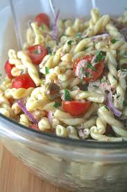 Homemade Pasta Salad by Oregon Transplant Strawberry U0026 Avocado Pasta Salad