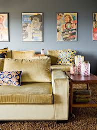 Home Theatre Wall Decor Themed Rooms Movie Night