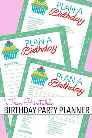 how to be a party planner best 25 birthday party planner ideas on birthday