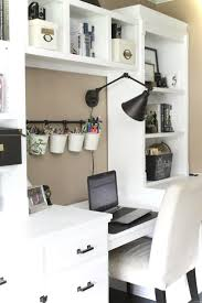 Office Design Ideas For Small Spaces Small Spaces Ideas Living Room Office Space Ikea Pinterest