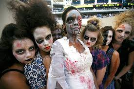 Apocalypse Halloween Costume Prank Halloween Military Forces Train Zombie