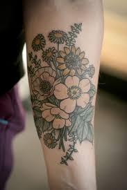 21 nice floral arm tattoos
