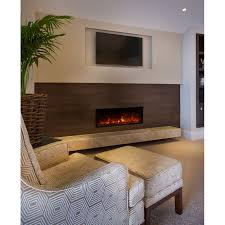 Popular Home Decor Home Decor Cool Electric Linear Fireplace Interior Decorating