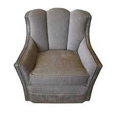 Silver Accent Chair Swivel Silver Grey Accent Chair Croc
