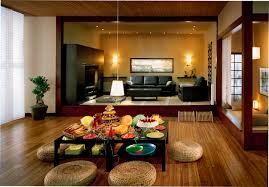 Modern House Dining Room - formal living room for japanese house allstateloghomes com