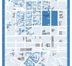 Michigan State Campus Map University Of Michigan Campus Map Usa Maps Bings Maps