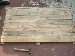 Table En Caisse En Bois Tuto Fabriquer Une Table Basse En Palettes