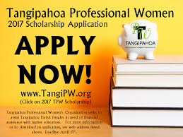 2017 tpw scholarship applications now available tangipahoa