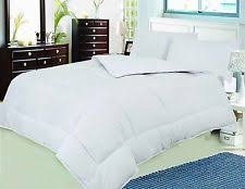 Silentnight Egyptian Cotton Duvet Egyptian Cotton Fill Bed Pillows Hypoallergenic Ebay