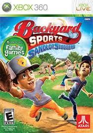 Backyard Baseball Ds Backyard Sports Sandlot Sluggers Xbox 360 Gamepressure Com