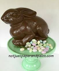 s chocolate bunnies 16 ways you can use food to decorate your home hometalk