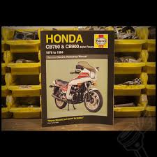 honda cb750 cb900 1978 1983 repair manual haynes honda