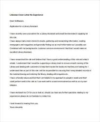 cover letter library