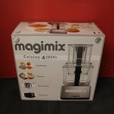 magimix cuisine 4200 magimix cuisine 4200 xl silver express electrics