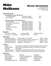 master resume template free sle resume template cover letter and writing tips amazing
