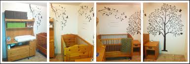 Decorating The Nursery by Decorating Rogue Mama