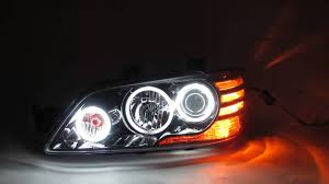 2003 mitsubishi lancer modified crazythegod lancer cg cedia 2001 2003 ccfl projector headlight