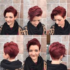 hairstyles for women over 40 with thick hair 10 short hairstyles for women over 40 2017 2018 pixie haircuts