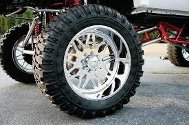 Ford Truck Mud Tiress - ss m16 interco tire
