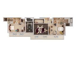 Presidential Suite Floor Plan by Beverly Presidential Suite Beverly Hills Suite Beverly Wilshire