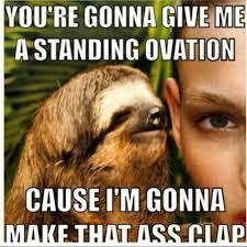 Sloth Asthma Meme - creepy sloth funny pinterest sloth creepy and sloth memes