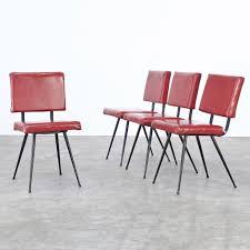 Esszimmerst Le Leder Vintage Schönes Zuhaus Und Moderne Hausdekorationen Kühles Rote