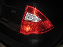 how to replace tail light bulb fusion tail light bulbs replacement guide 001
