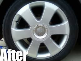 lexus rim touch up paint dr wheel premium wheel repair service