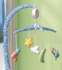 Rocket Ship Crib Bedding Rocket Baby Musical Mobile By Sumersault Rocket Baby