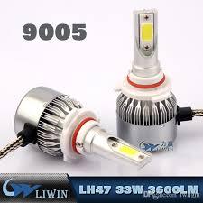 2018 lvwon 4000lm c6 9005 hb3 led headlight car high low beam all