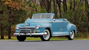 1948 plymouth special deluxe convertible t233 kissimmee 2015