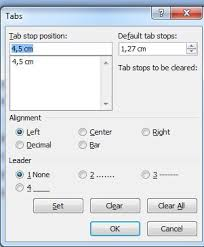 cara membuat daftar gambar word cara membuat daftar isi manual di ms word panduan office