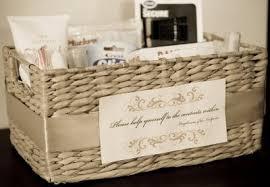 wedding bathroom basket ideas wedding bathroom baskets flip flop baskets the i do diary