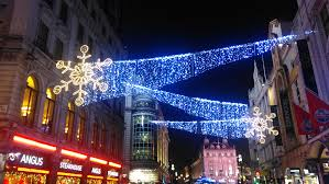 file coventry street christmas 2016 decorations london united