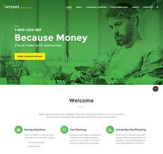 50 best financial website templates free u0026 premium freshdesignweb