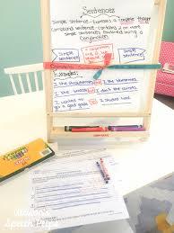 Simple Complex And Compound Sentences Worksheet Teaching Compound Sentences And Freebie Speech Peeps