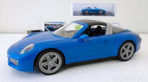 new porsche electric the best car reveal this week might be playmobil u0027s gorgeous new