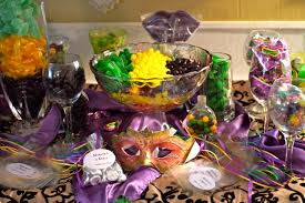 mardi gras bridal shower closed doors open windows