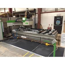 Used Wood Cnc Machines Uk by Used Biesse Rover 24 Cnc Machine Used Woodworking Machinery