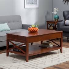 Cherry Coffee Table Cherry Coffee Tables Hayneedle