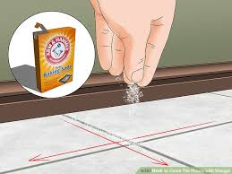 Cleaning Grout With Vinegar How To Clean Tile Floors With Vinegar 11 Steps With Pictures